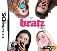 Bratz - 4 Real (U)(Sir VG) Box Art