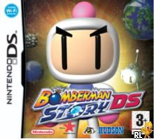 Bomberman Story DS (E)(Cyber-T) Box Art