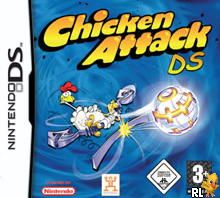 Chicken Attack DS (E)(Cyber-T) Box Art