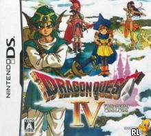 Dragon Quest IV - Michibikareshi Monotachi (J)(XenoPhobia) Box Art