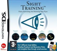 Sight Training (E)(XenoPhobia) Box Art