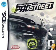 Need for Speed ProStreet (E)(EXiMiUS) Box Art