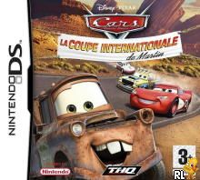 Cars Mater-National Championship (E)(EXiMiUS) Box Art