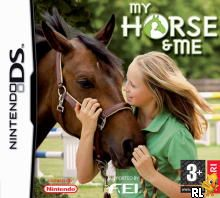 My Horse & Me (E)(EXiMiUS) Box Art
