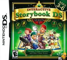 Interactive Storybook DS - Series 3 (U)(Sir VG) Box Art