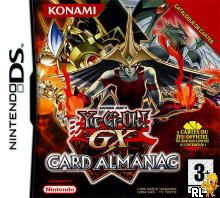 Yu-Gi-Oh! Duel Monsters GX Card Almanac (E)(Dual Crew Shining) Box Art
