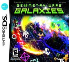 Geometry Wars - Galaxies (U)(XenoPhobia) Box Art