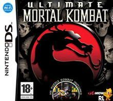 Ultimate Mortal Kombat (E)(EXiMiUS) Box Art