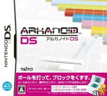 Arkanoid DS (J)(6rz) Box Art