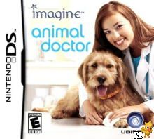Imagine - Animal Doctor (U)(Sir VG) Box Art