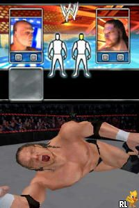 WWE SmackDown! vs. Raw 2008 featuring ECW (U)(XenoPhobia) Screen Shot