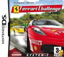 Ferrari Challenge (E)(sUppLeX) Box Art