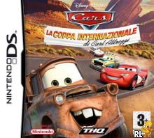 Cars - La Coppa Internazionale di Carl Attreggi (I)(Puppa) Box Art