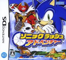 Sonic Rush Adventure (J)(6rz) Box Art