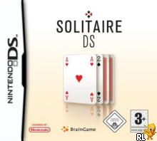 Solitaire DS (E)(Independent) Box Art