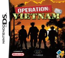 Operation - Vietnam (G)(EXiMiUS) Box Art