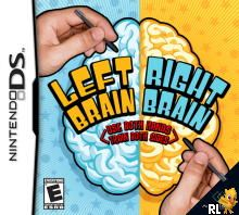 Left Brain Right Brain (U)(Sir VG) Box Art