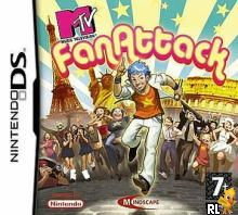 MTV Fan Attack (E)(EXiMiUS) Box Art