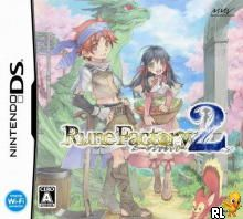 Rune Factory 2 (J)(6rz) Box Art