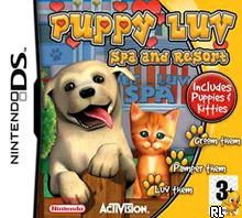 Puppy Luv - Spa and Resort (E)(XenoPhobia) Box Art