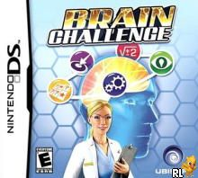 Brain Challenge (U)(SQUiRE) Box Art
