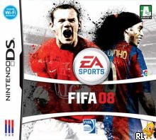 fifa 08 (k)(eximius) Box Art