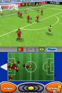 Pro Evolution Soccer 2008 (E)(EXiMiUS) Screen Shot
