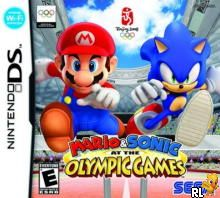 Mario & Sonic at the Olympic Games (U)(XenoPhobia) Box Art
