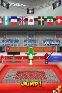 Mario & Sonic at the Olympic Games (U)(XenoPhobia) Screen Shot