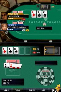 world series of poker 2008 - battle for the bracelets (e)(independent) Screen Shot
