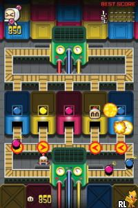 Bomberman Land Touch! 2 (U)(SQUiRE) Screen Shot