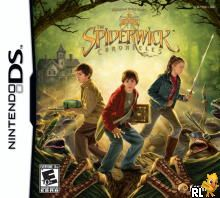 Spiderwick Chronicles, The (U)(XenoPhobia) Box Art