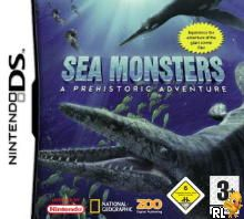 Sea Monsters - A Prehistoric Adventure (E)(XenoPhobia) Box Art