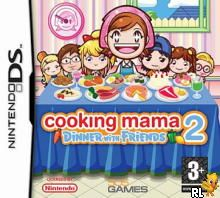 Cooking Mama 2 - Dinner with Friends (E)(EXiMiUS) Box Art
