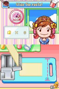 Cooking Mama 2 - Dinner with Friends (E)(EXiMiUS) Screen Shot