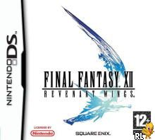 Final Fantasy XII - Revenant Wings (E)(EXiMiUS) Box Art