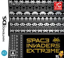 Space Invaders Extreme (J)(6rz) Box Art