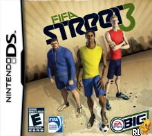 FIFA Street 3 (U)(SQUiRE) Box Art
