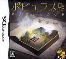 Populous DS (J)(6rz) Box Art
