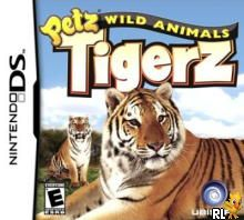 Petz Wild Animals - Tigerz (U)(SQUiRE) Box Art