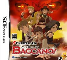 DS Dengeki Bunkou ADV - Baccano! (J)(Independent) Box Art