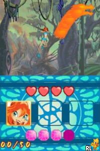 Winx Club - Mission Enchantix (E)(SQUiRE) Screen Shot