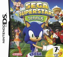 SEGA Superstars Tennis (E)(EXiMiUS) Box Art