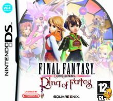 Final Fantasy Crystal Chronicles - Ring of Fates (E)(EXiMiUS) Box Art