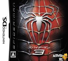 Spider-Man 3 (J)(Caravan) Box Art