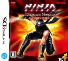 Ninja Gaiden Dragon Sword (J)(Caravan) Box Art