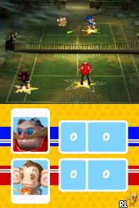 SEGA Superstars Tennis (U)(SQUiRE) Screen Shot