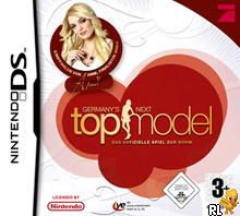 Germany's next Topmodel (E)(SQUiRE) Box Art