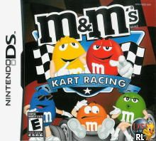 M&M's Kart Racing (v01) (U)(Sir VG) Box Art