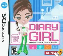 Diary Girl (U)(Sir VG) Box Art